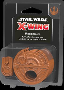 Star Wars: X-Wing - Résistance - Kit d'Amélioration
