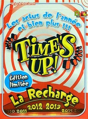 Time's Up ! La Recharge 2012/2013