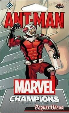 Marvel Champions: Le Jeu de Cartes - Ant-Man