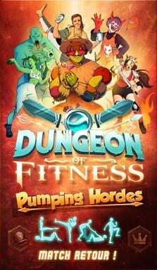 Dungeon of Fitness: Pumping Hordes