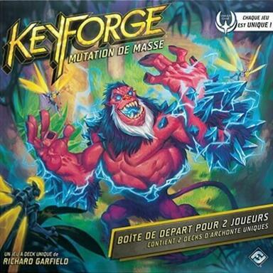 Keyforge: Mutation de Masse