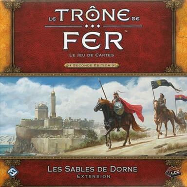 Le Trône de Fer: Le Jeu de Cartes - Les Sables de Dorne