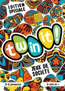 Twin It ! Édition Spéciale Jeux de Société