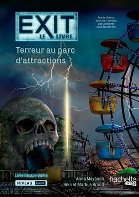 EXIT: Le Livre - Terreur au Parc d'Attraction