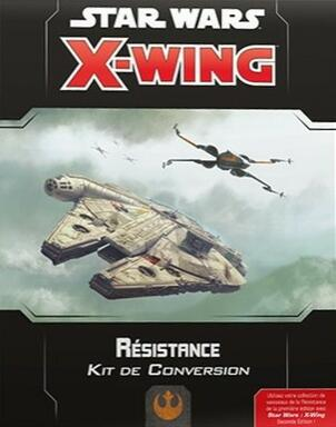 Star Wars: X-Wing - Résistance - Kit de Conversion