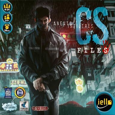 CS Files: Agents Infiltrés