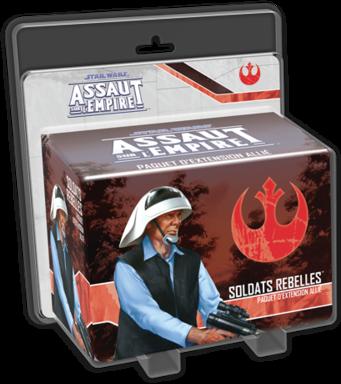 Star Wars: Assaut sur l'Empire - Soldats Rebelles
