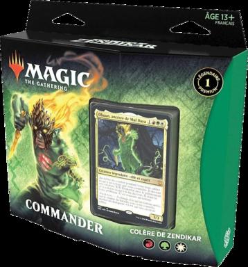 Magic: The Gathering - Commander - Colère de Zendikar