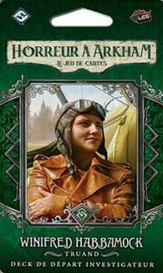 Horreur à Arkham: Le Jeu de Cartes - Winifred Habbamock