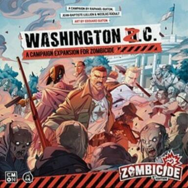 Zombicide: 2nd Edition - Washington Z.C.