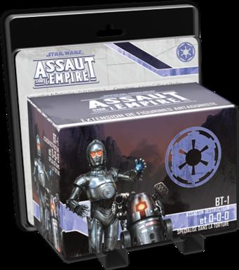 Star Wars: Assaut sur l'Empire - BT-1 et 0-0-0