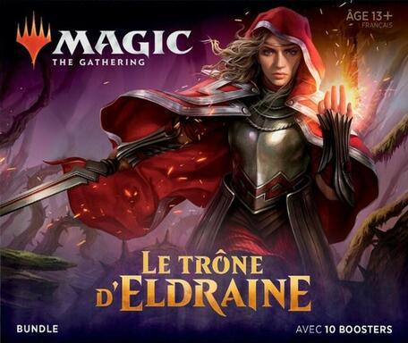Magic: The Gathering - Le Trône d'Eldraine - Bundle