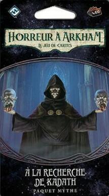 Horreur à Arkham: Le Jeu de Cartes - À la Recherche de Kadath