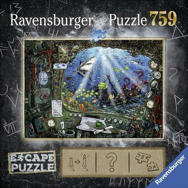 Escape Puzzle: Sous L'Eau