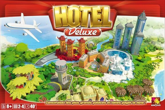 Hôtel: Deluxe