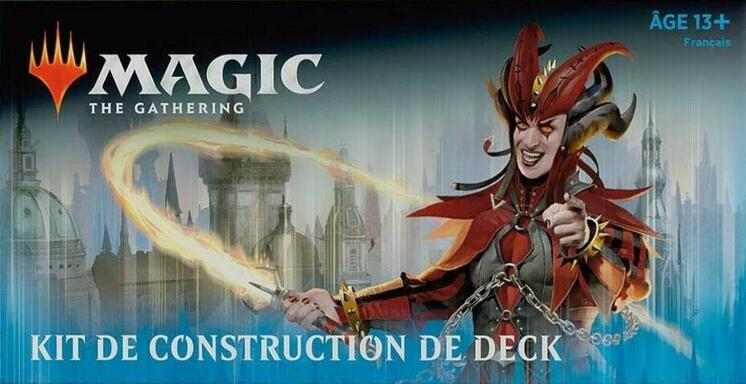 Magic: The Gathering - L'Allégeance de Ravnica - Kit de Construction de Deck