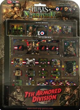 Heroes of Normandie: UK 7th Armored Division