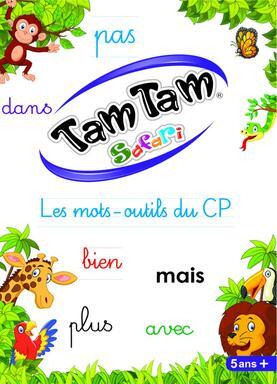 Tam Tam: Safari - Les Mots-Outils du CP