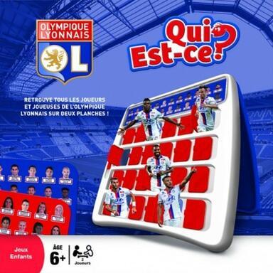 Qui Est-Ce ? Olympique Lyonnais