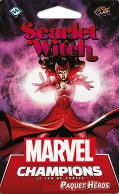 Marvel Champions: Le Jeu de Cartes - Scarlet Witch