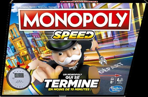 Monopoly: Speed