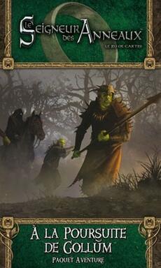 Le Seigneur des Anneaux: Le Jeu de Cartes - À la Poursuite de Gollum