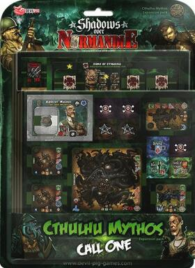 Shadows over Normandie: Cthulhu Mythos Call One