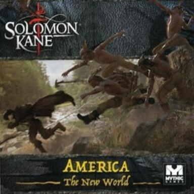 Solomon Kane: America - The New World