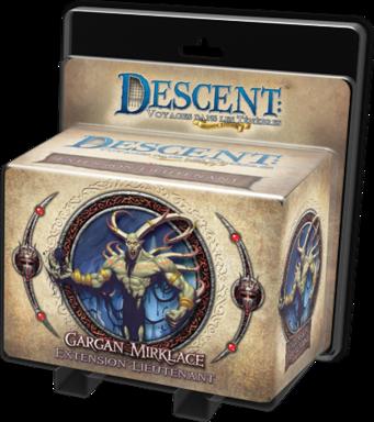 Descent: Voyages Dans les Ténèbres (Seconde Édition) - Gargan Mirklace
