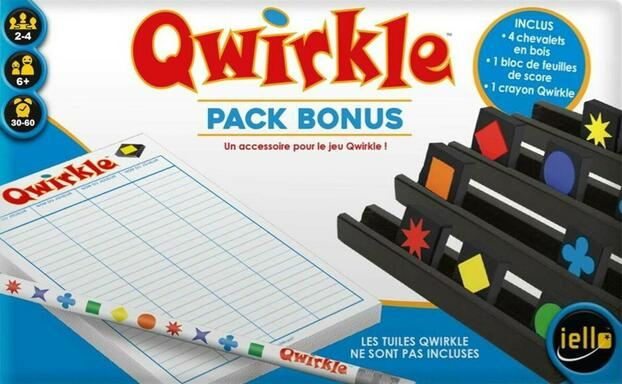 Qwirkle: Pack Bonus