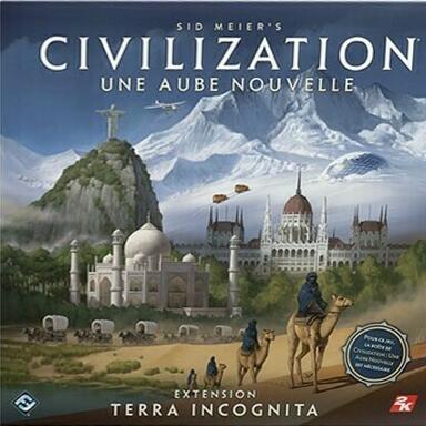 Sid Meier's Civilization: Une Aube Nouvelle - Terra Incognita