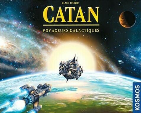 Catan: Voyageurs Galactiques