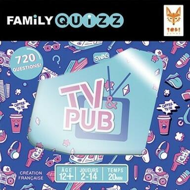 Family Quizz: Tv & Pub