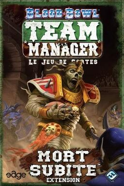 Blood Bowl: Team Manager - Le Jeu de Cartes - Mort Subite