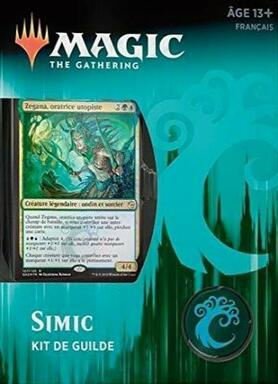 Magic: The Gathering - Simic - Kit de Guilde