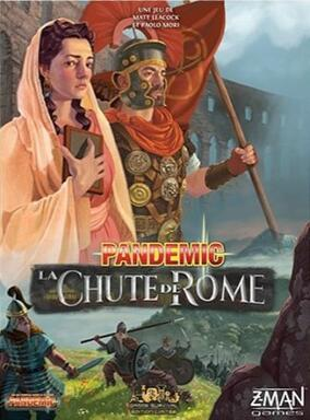 Pandemic: La Chute de Rome !