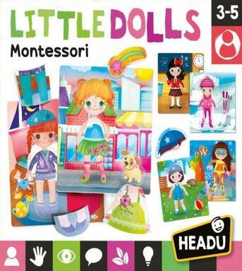 My Little Dolls: Montessori