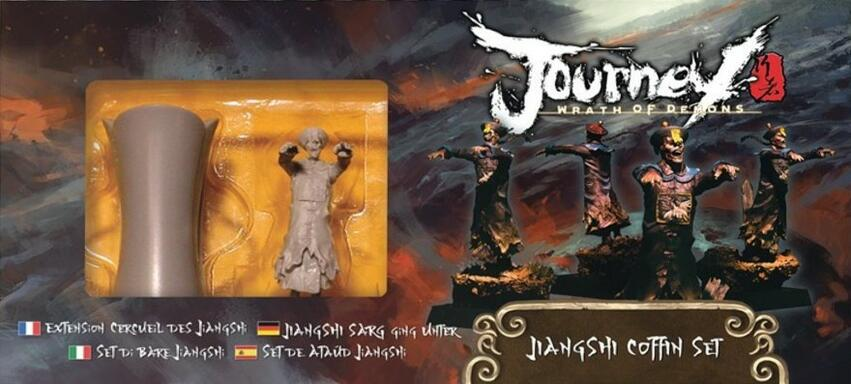 Journey: Wrath of Demons - Jiangshi Coffin Set