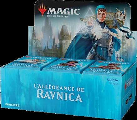 Magic: The Gathering - L'Allégeance de Ravnica - Boosters