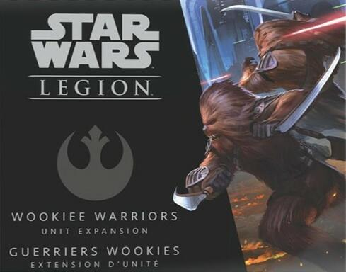 Star Wars: Légion - Wookiee Warriors