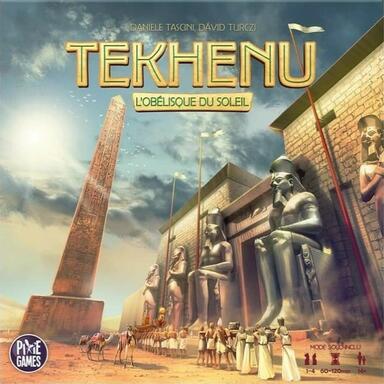 Tekhenu: L'Obélisque du Soleil