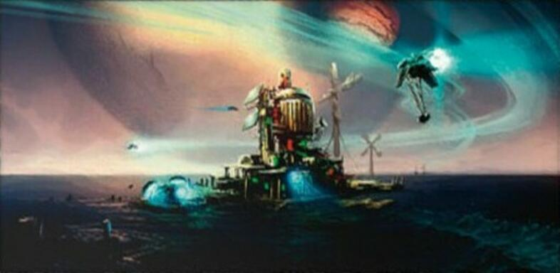 Living Planet: Aquarius