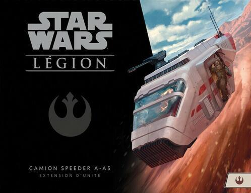 Star Wars: Légion - Camion Speeder A-A5
