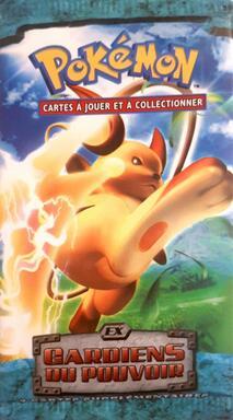 Pokémon: EX - Gardiens du Pouvoir - Booster