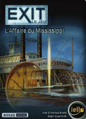 EXIT: Le Jeu - L'Affaire du Mississippi