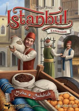 Istanbul: Moka & Bakchich