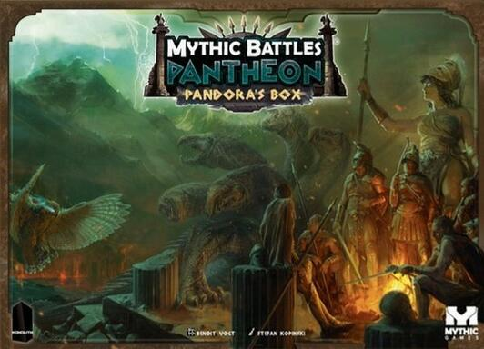 Mythic Battles: Pantheon - Pandora's Box