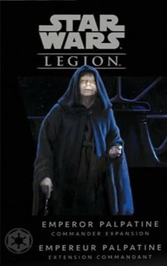 Star Wars: Légion - Empereur Palpatine