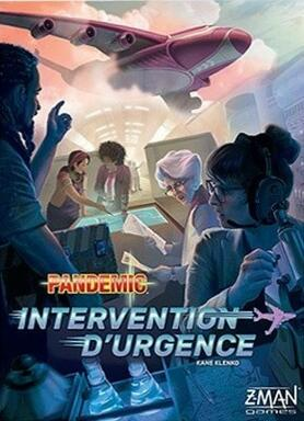 Pandemic: Intervention d'Urgence