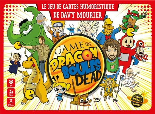 Game of Dragon Boules Dead